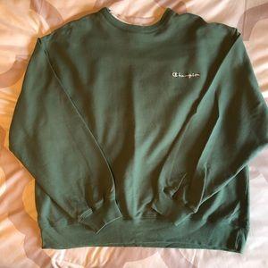 Vintage Champion sweatshirt.